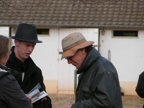 Julien et Mr powell