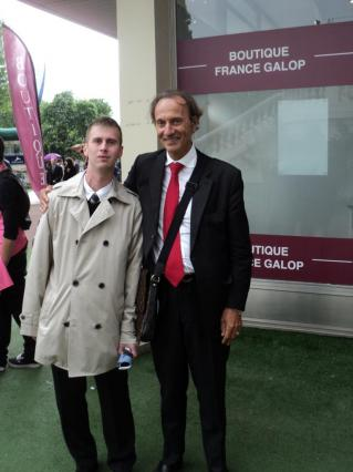 Julien et Mr senechal