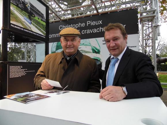 Daniel et Christophe Pieux